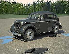 Opel Kadett k38 1938 3D