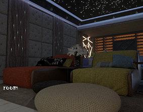Multimedia Room 1 3D
