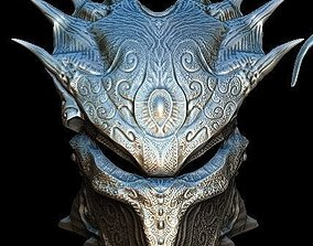character 3D Valkyrie predator bio mask