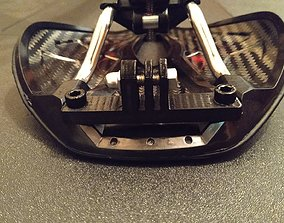 Specialized SWAT Saddle GoPro mount 3D print model