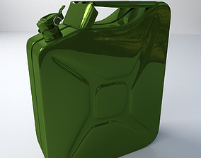 3D model Jerry Can