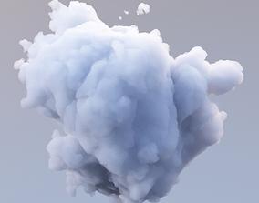 3D model Polygon Cloud 10