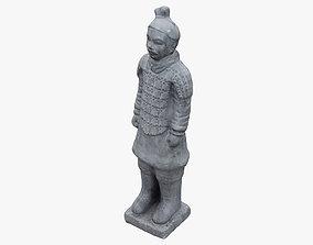 3D model Terracotta Statue