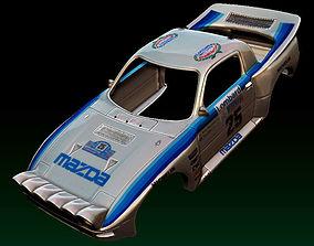 3D printable model Mazda RX-7