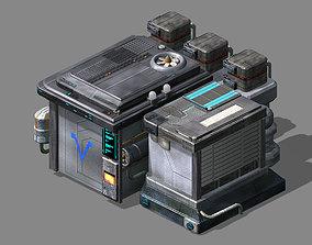 Future World - Machinery 02 3D