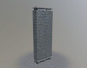 3D model London TVAA Tower