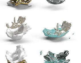 FLUID Delicate vortex 3D