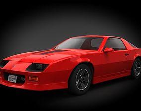 3D model Chevrolet Camaro Z28 Targa Top