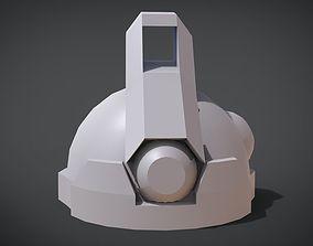 3D print model RMS-099 Rick-Dias Head