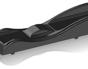 3D print model Batmobile Pinewood Derby Car