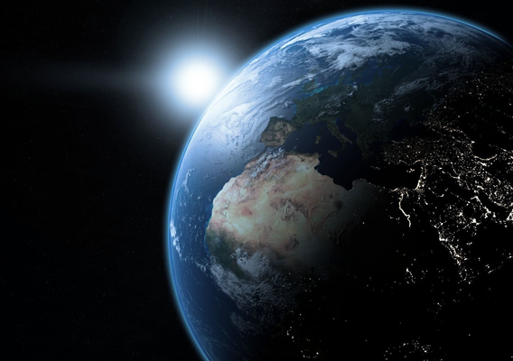 Earth: Light Border