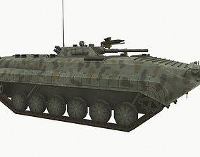 BTR-80 3D asset