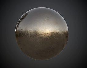3D model Bronze Seamless PBR Texture