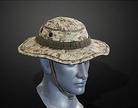 3D asset Bonnie hat
