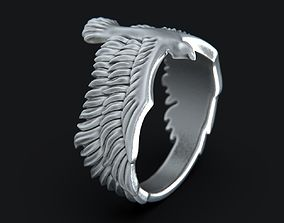 Eagle Ring 3D print model