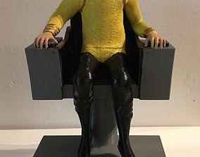 Kirk Star Trek 3d print part1