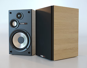 Shelf speakers 3D