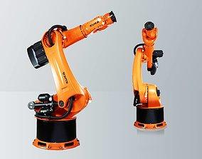 KUKA ROBOT KR 600 FORTEC 3D model