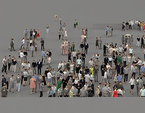 3D PEOPLE -CONCERT - EVENT - CROWDS- ULTIMATE realtime 1