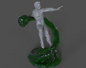 greenlantern Green Lantern 3D print model