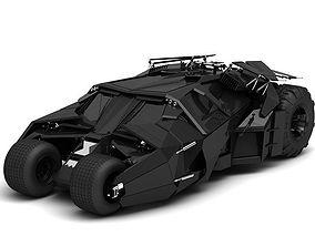 Batmobile The Tumbler 3D model