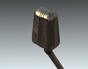 3D asset realtime Microphone