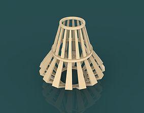 art Artistic Lampshade 5 3D printable model