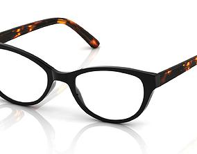 Eyeglasses for Men and Women 3D print model spec