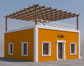 3D model Mexican Coffee