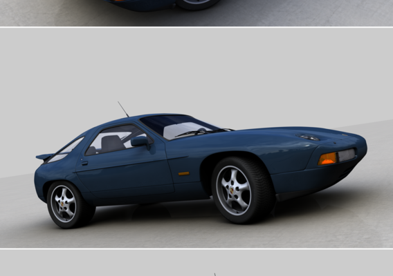 PORSCHE 928 GTS 1992