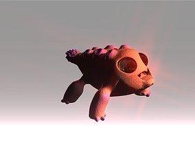 Lizard Fish 3D