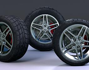 3D Tire Triple Pack