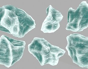 ice set 3D asset