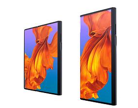 3D Huawei mate Xs