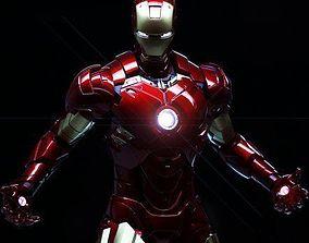 iron Iron man 3D model