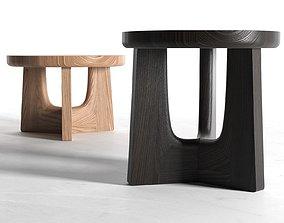 Nara Coffee Table 3D model