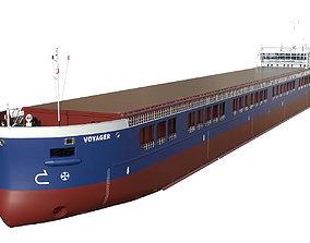 General Cargo Ship cargoship 3D model