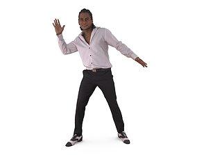 3D asset Man Dancing