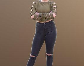 Sheona 10509 - Standing Casual Girl 3D model