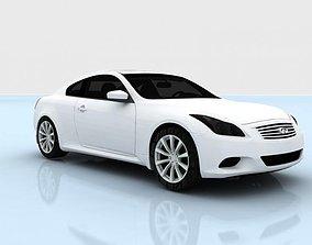Infiniti G37 Coupe Sport 3D