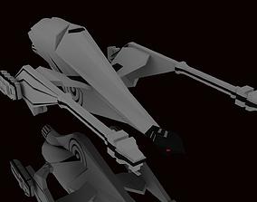 3D printable model R3 Starchaser Flagship