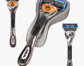 3D model Gillette Fusion Proglide
