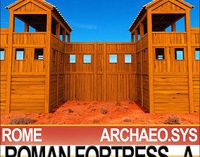 Roman Legionary Fortress Model A imperial