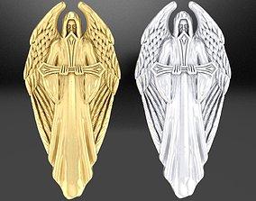 Guargian Angel 3D print model