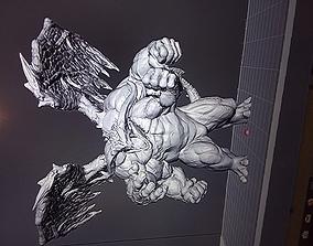 games 3D print model Dragonborn v5