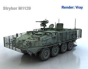 Stryker M1126 3D