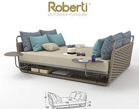 Roberti Portofino DAY BEDS small 3D
