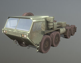 3D model MIM-104 Patriot M983 Tractor