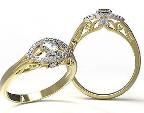 Ring 101-2 3D printable model