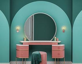 Dressing Table Idea 2020 3D